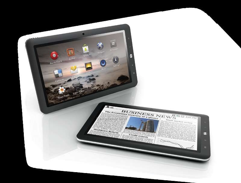 """10.1"""" Mid With Android Os 2.3, 4gb Flash Memory & Wi-fi"""