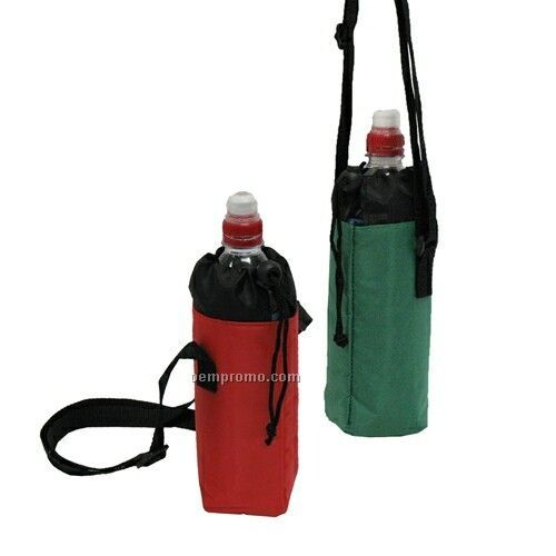 "Insulated Water Bottle Holder (8-1/4""X2-1/2""X2-1/2"")"