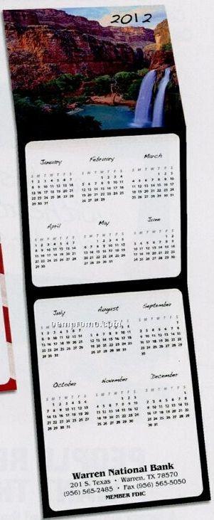 Rockcliff Trifold Calendar (After 10/01/11)