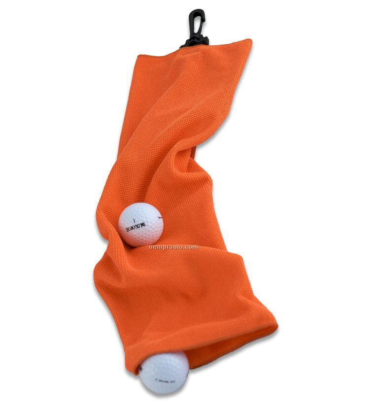 The Front Nine Dri-lite Terry Golf Towel