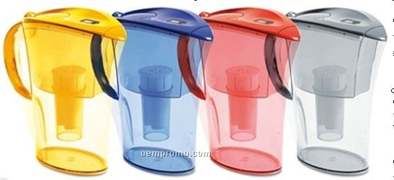 Water Pitcher With Filter & Digital Timer 3.50l