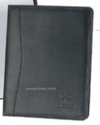 Simulated Leather Memo Pad Holder