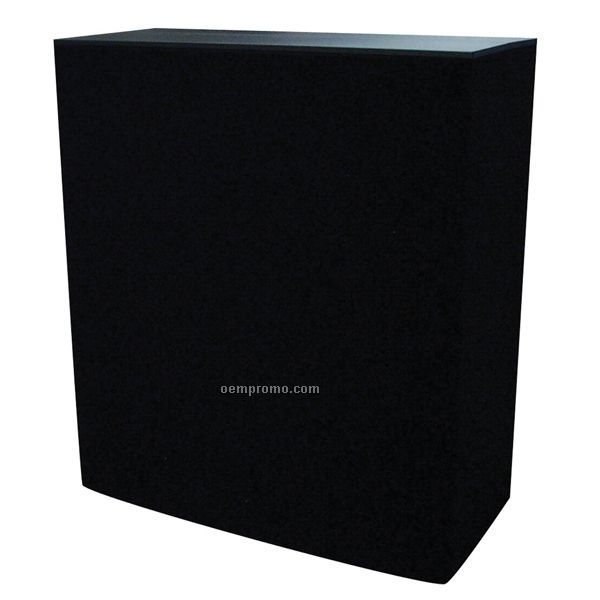 Double Rectangular Fabric Case To Counter Conversion Kit