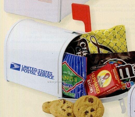 Large Tin Mailbox