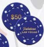 Poker Chip (2 Side Printing)