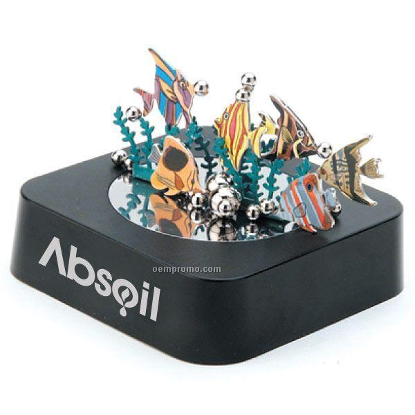 Magnetic Sculpture Block/Seascape