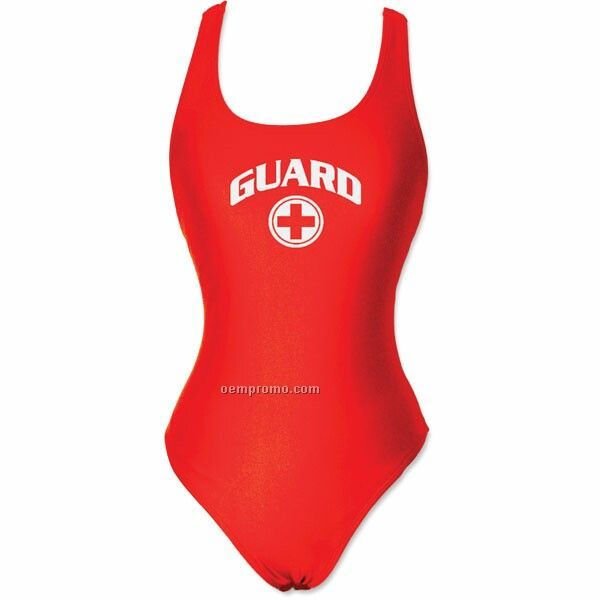 Red Women's Aggressor Guard Suit (26-44)