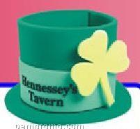 Foam St. Patrick's Day Top Hat