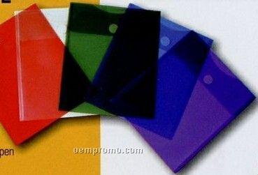 Top Open Envelope W/ Velcro Closure No Gusset