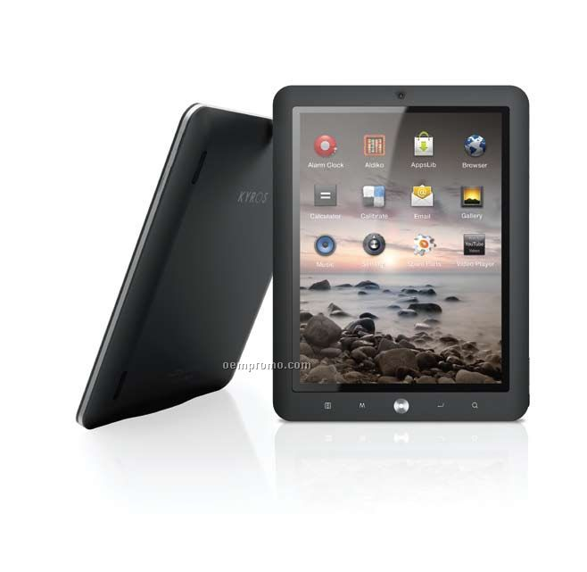 "8"" Mid With Android Os 2.3, 4gb Flash Memory & Wi-fi"