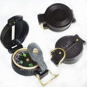 Compass W/Metal Case Or Plastic Housing