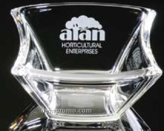 """Arion Collection 5 1/2"""" Square Bowl Award"""