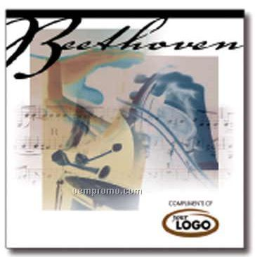Classical Best Of Beethoven Compact Disc In Jewel Case/ 8 Songs