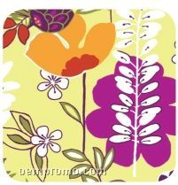 """Floral Oasis Stock Design Gift Wrap Roll (417'x18"""")"""