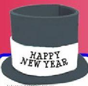 Foam Top Hat