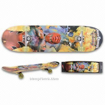 Four Wheel Skateboard