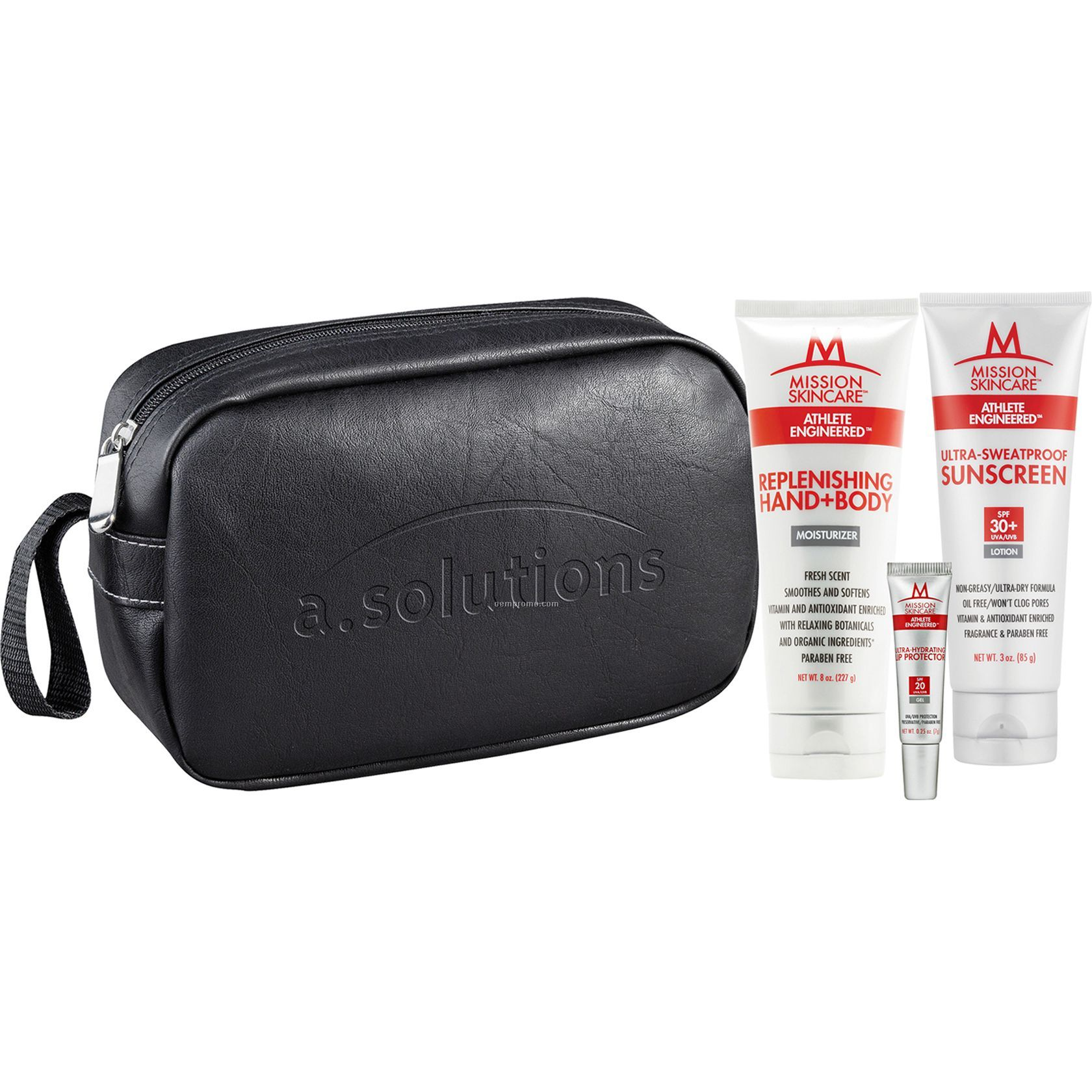 Mission Skincare Full Body Protection Set