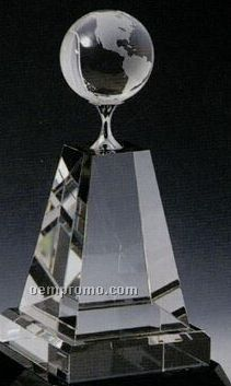 Small Globe Trophy