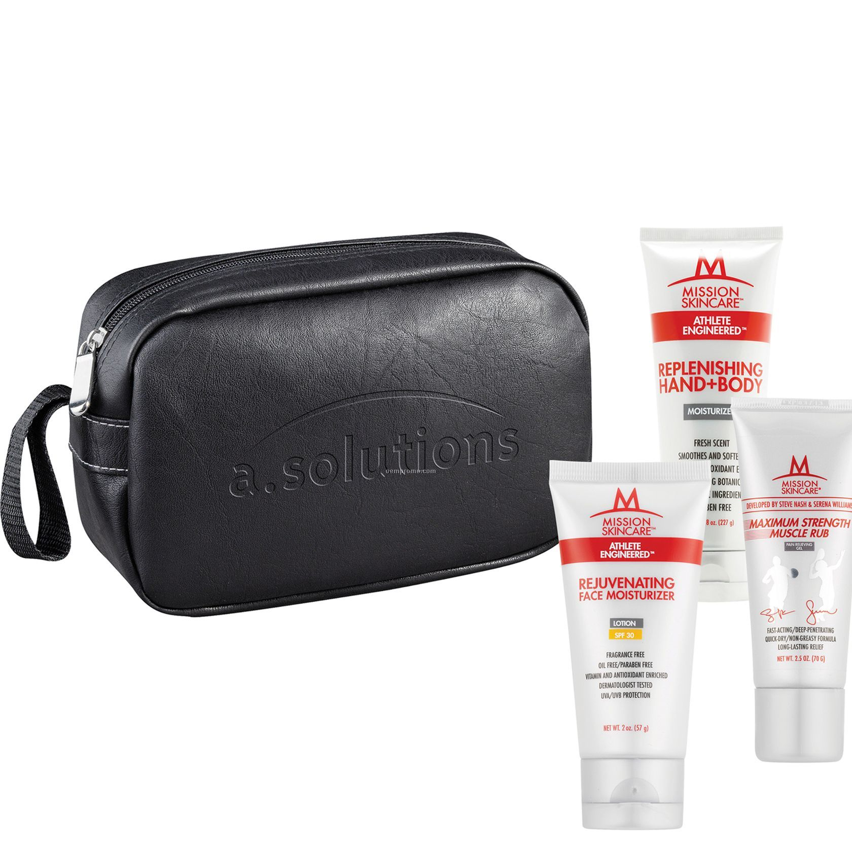Mission Skincare Recovery Set