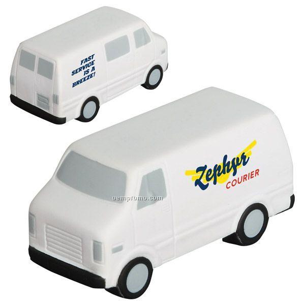 Service Van Squeeze Toy