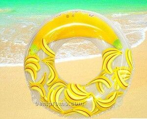 Banana Inflatable Swim Ring