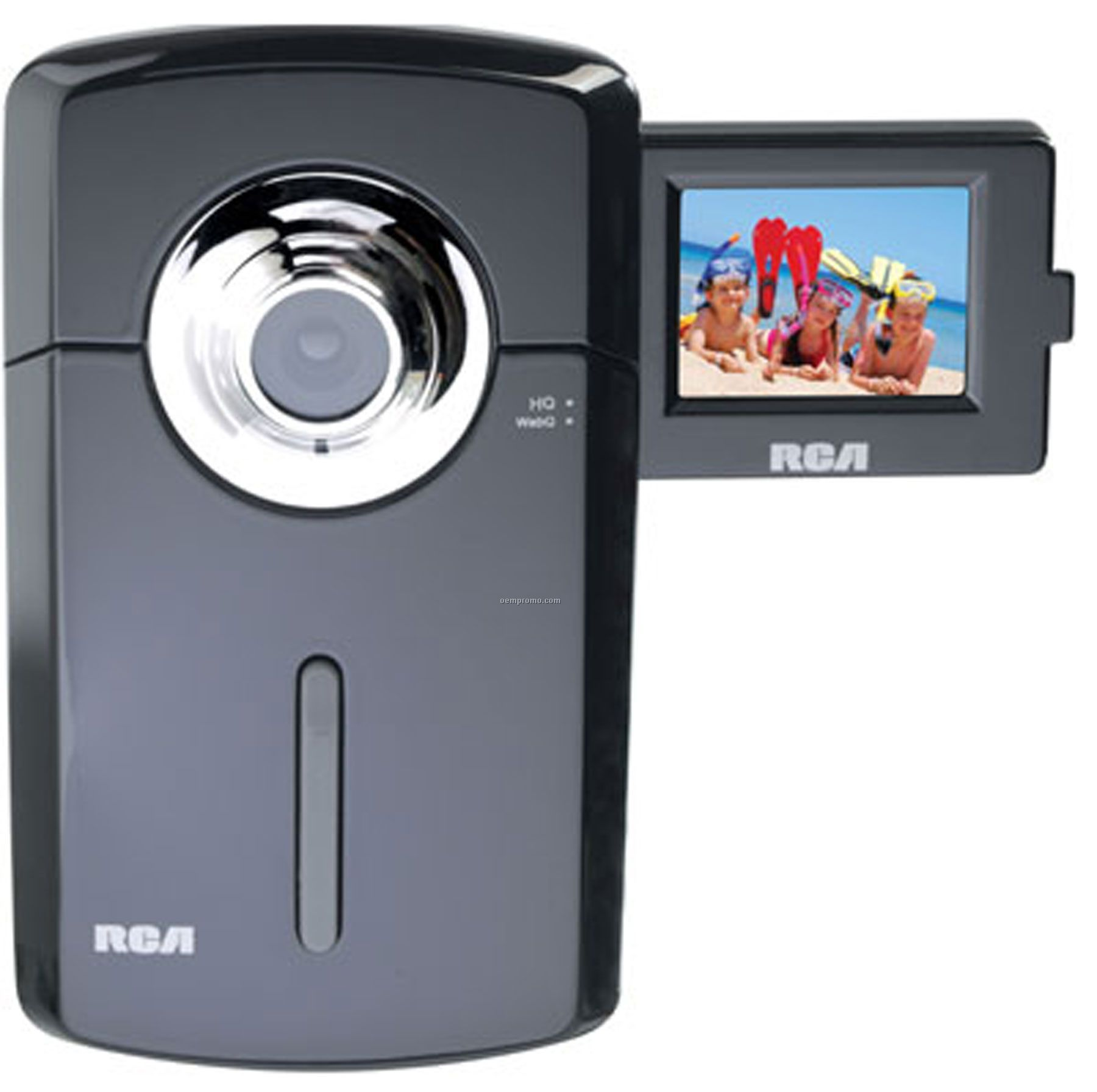 Rca Ez1000 Small Wonder Point And Shoot Camcorder
