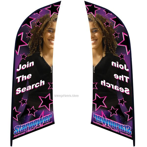 11' Razor Double Sided Replacement Graphic Only