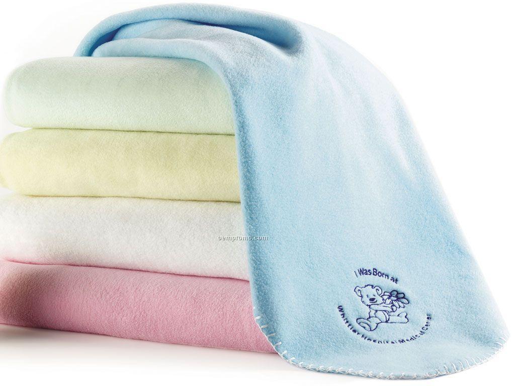 Personalized Collage Fleece Blanket