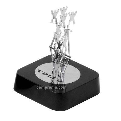 Magnetic Sculpture Block (Weight Lifting)