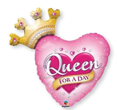 36 queen for a day balloon china wholesale 36 queen for a day balloon. Black Bedroom Furniture Sets. Home Design Ideas
