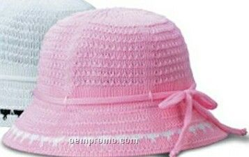 100% Polyester Ladies' Knitted Hat