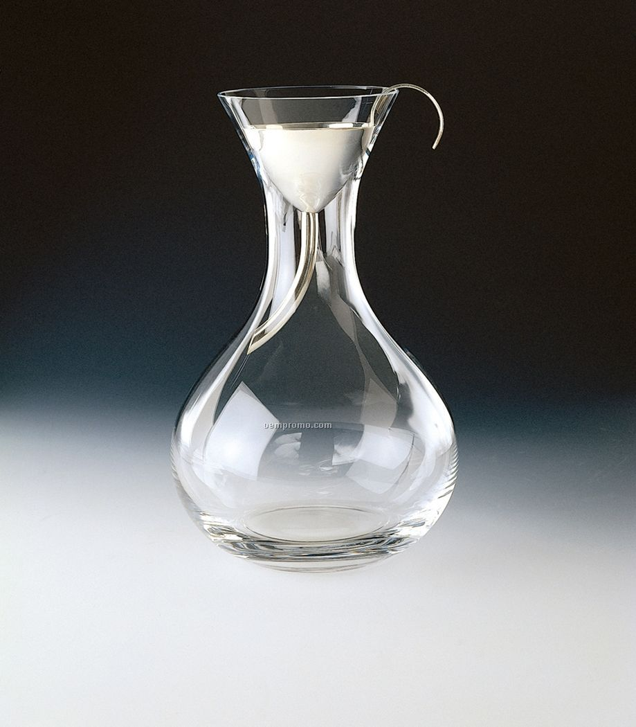 Classic Decanter With Funnel