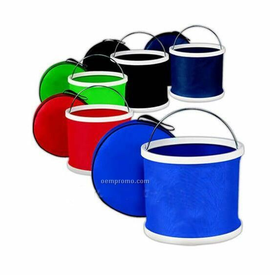 Fold Bucket, Folding bucket,Promotional Foldable Bucket