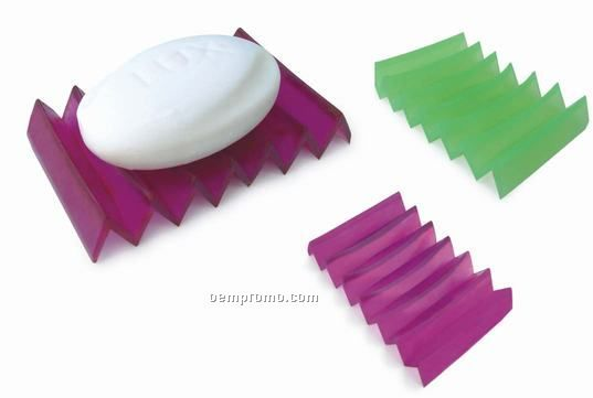Pleated Soap Dish
