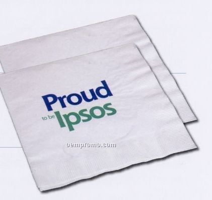1 Ply High Volume Luncheon Napkin (2 Color)