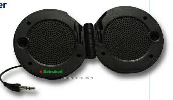 Ipod/ Mp3 Speaker W/ No External Power