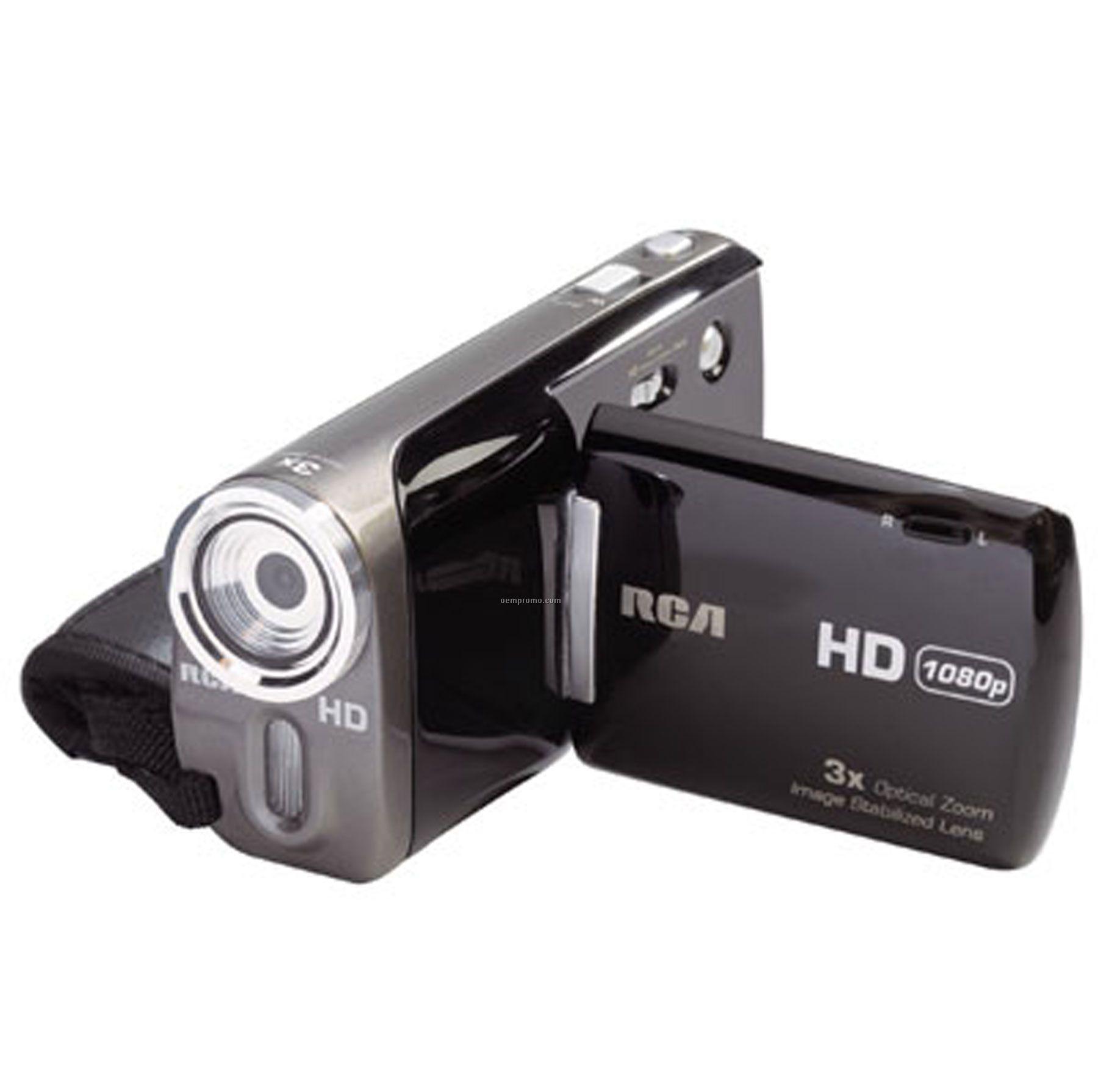 Rca Ez5100 Palm 1080p 5x Optical Zoom Camcorder