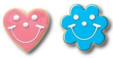 """Smiley Cookie (2.5"""")"""