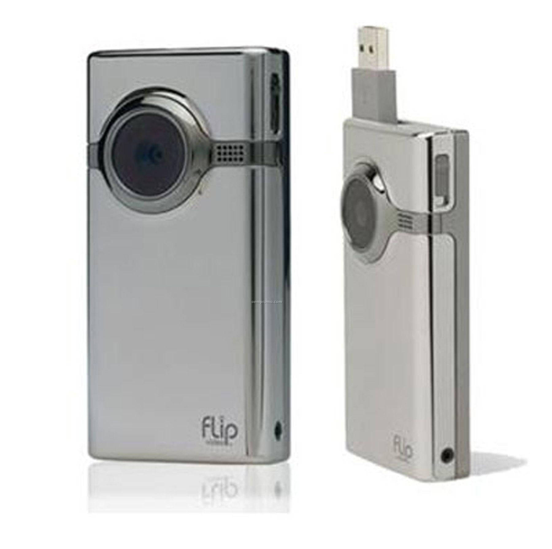 Flip Video M2120m Digital Camcorder Metal