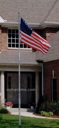 North American Telescoping 20' Flagpoles