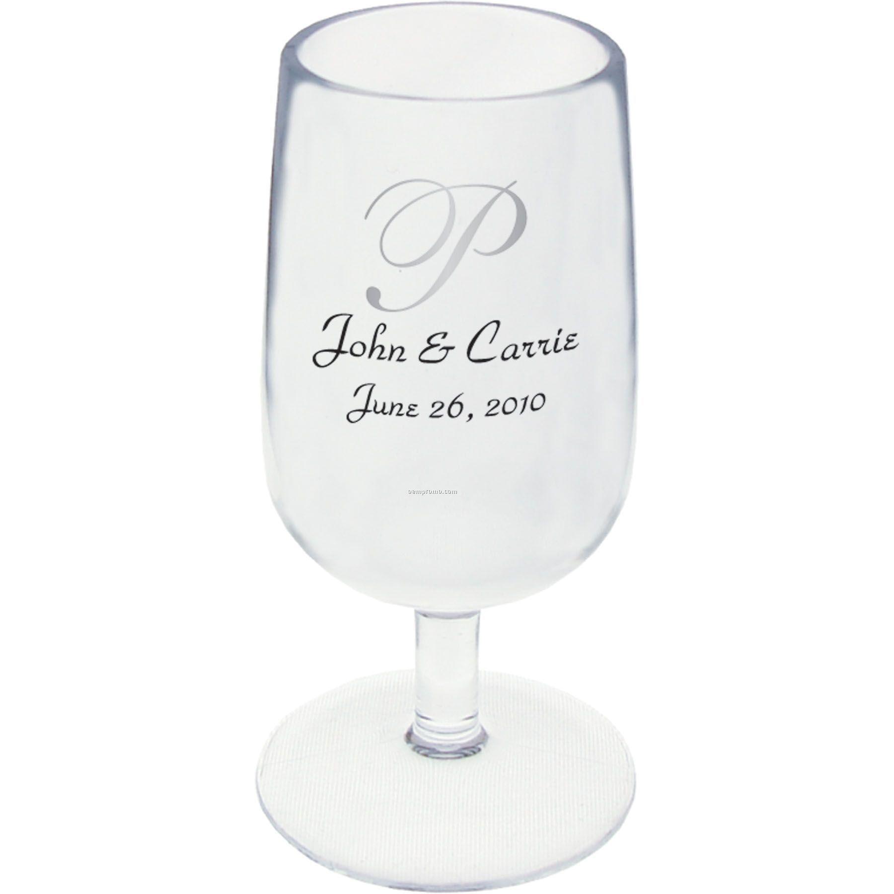 1.25 Oz. Styrene Champagne Glass