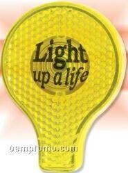 Light Bulb Safety Strobe Light