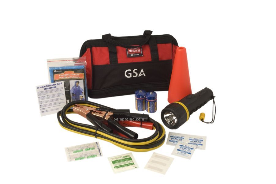 Jr. Widemouth Safety Kit