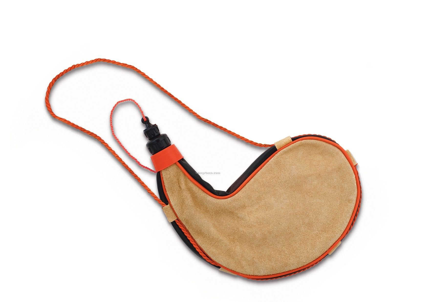 1 Liter Latex Lined Bota Leather Bag
