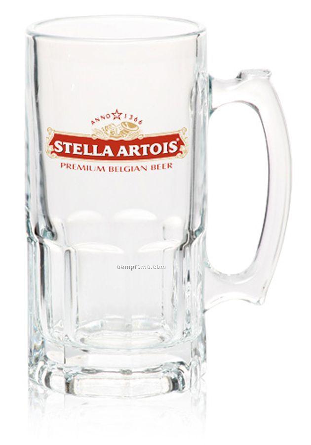 34 Oz. Libbey Super Sports Beer Mug / Pitcher