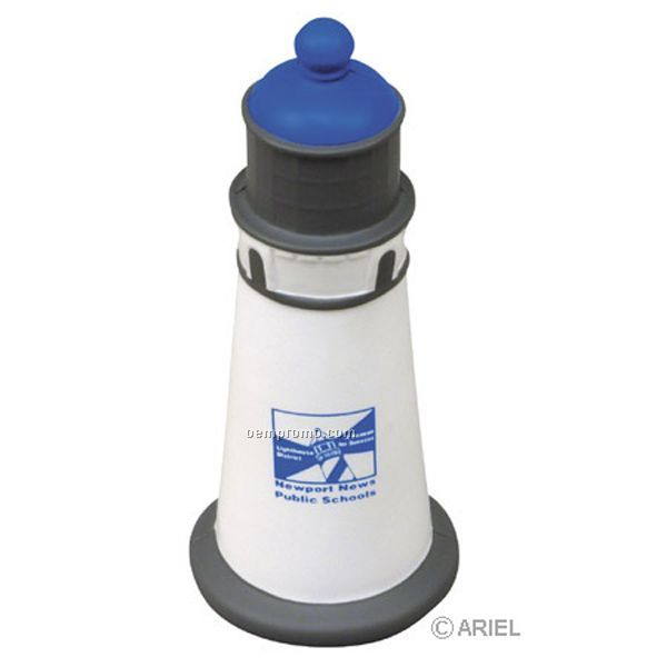 Lighthouse Squeeze Toy