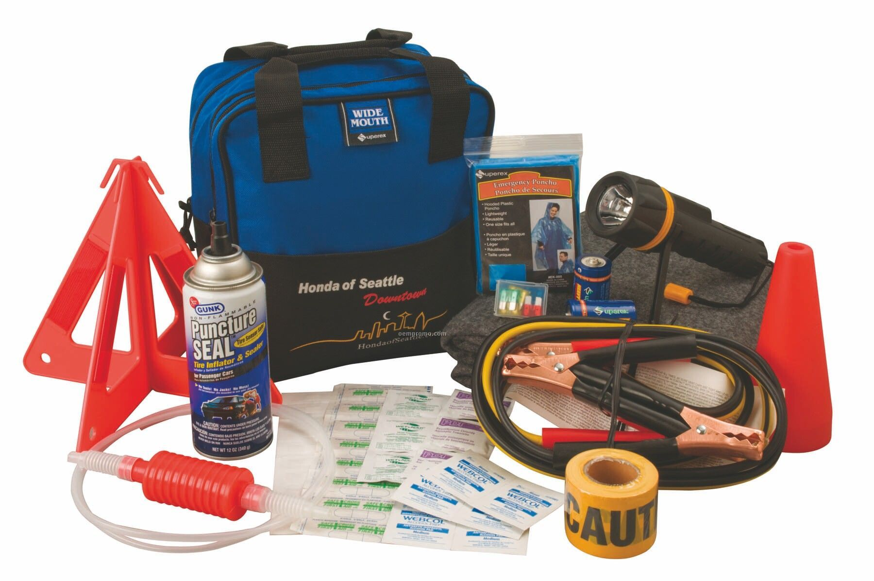 Urban Hero Roadside Emergency Kit