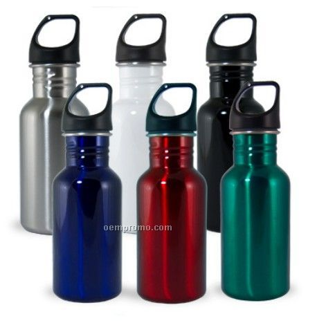 16 Oz. Excursion Junior Stainless Steel Wide Mouth Bottle