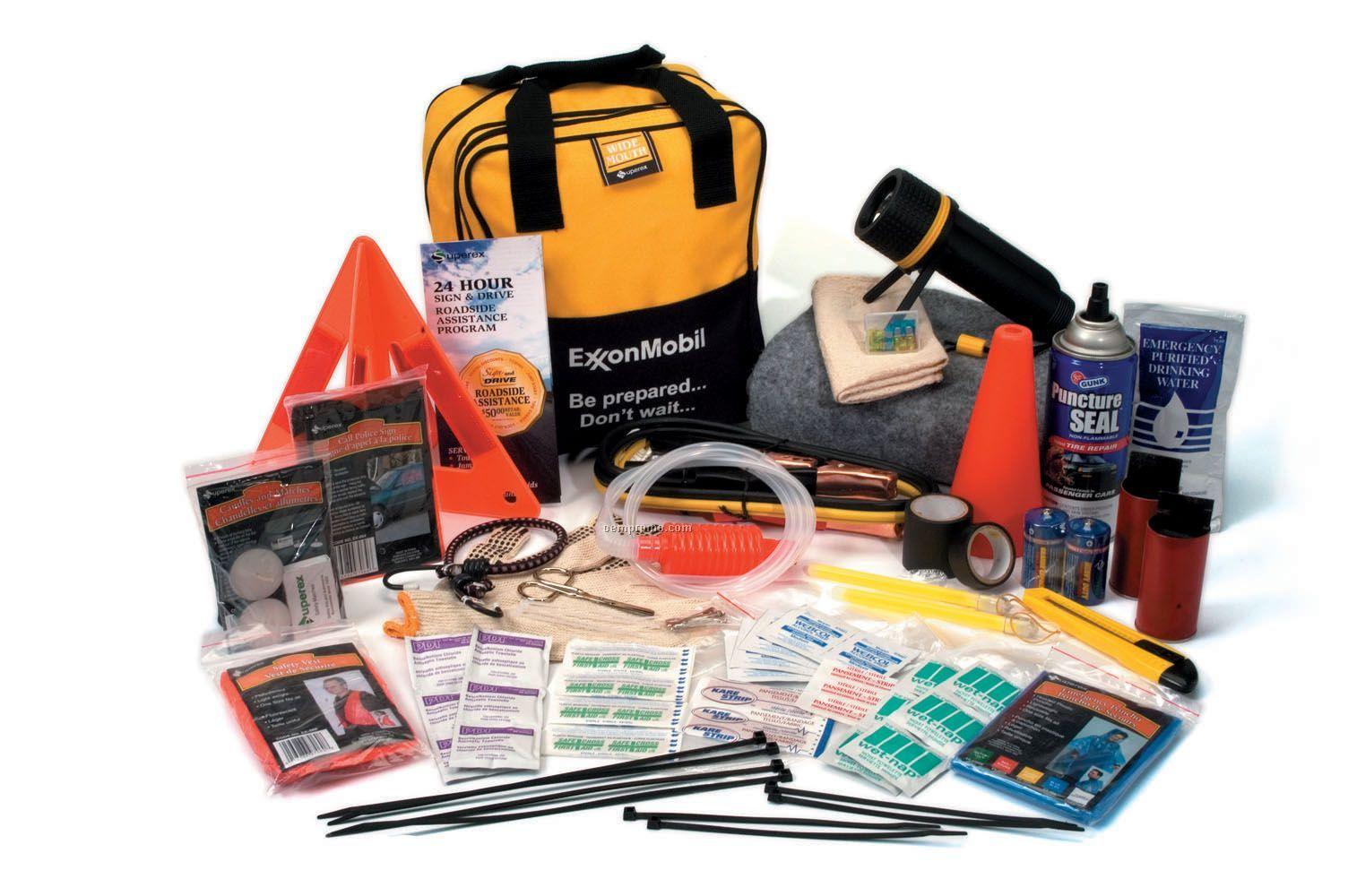 Deluxe Highway Emergency Kit