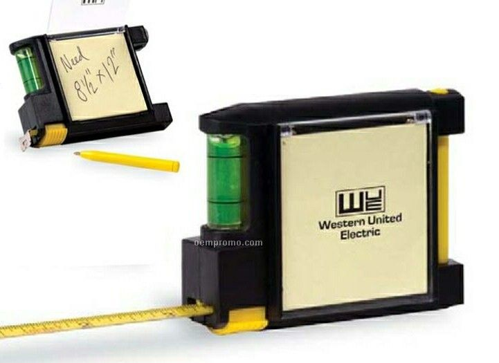 Tape Measure Pad Leveler